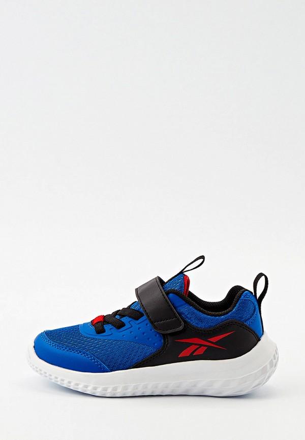Кроссовки Reebok синего цвета