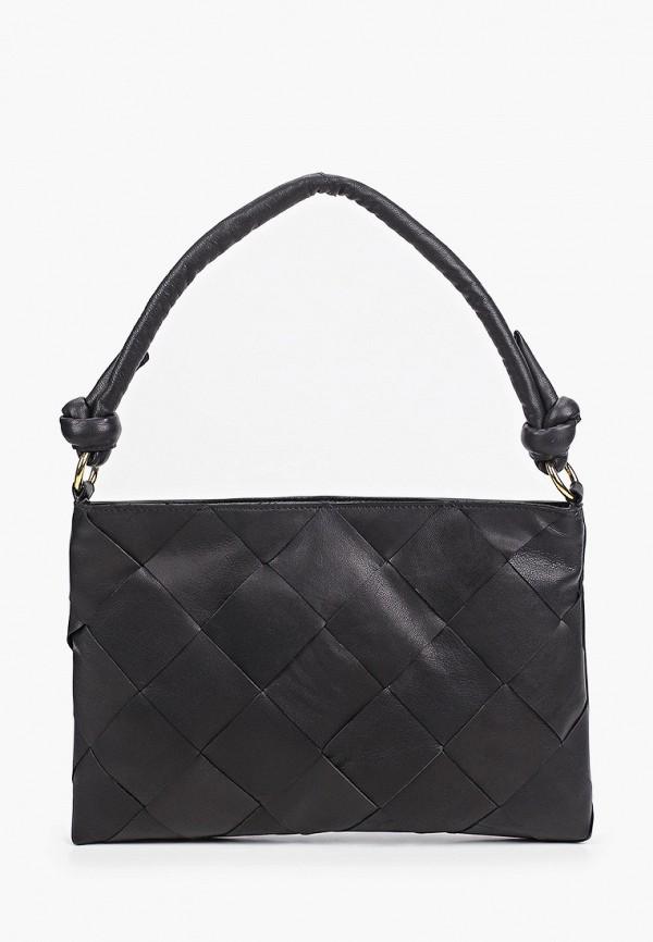 женская сумка topshop, черная