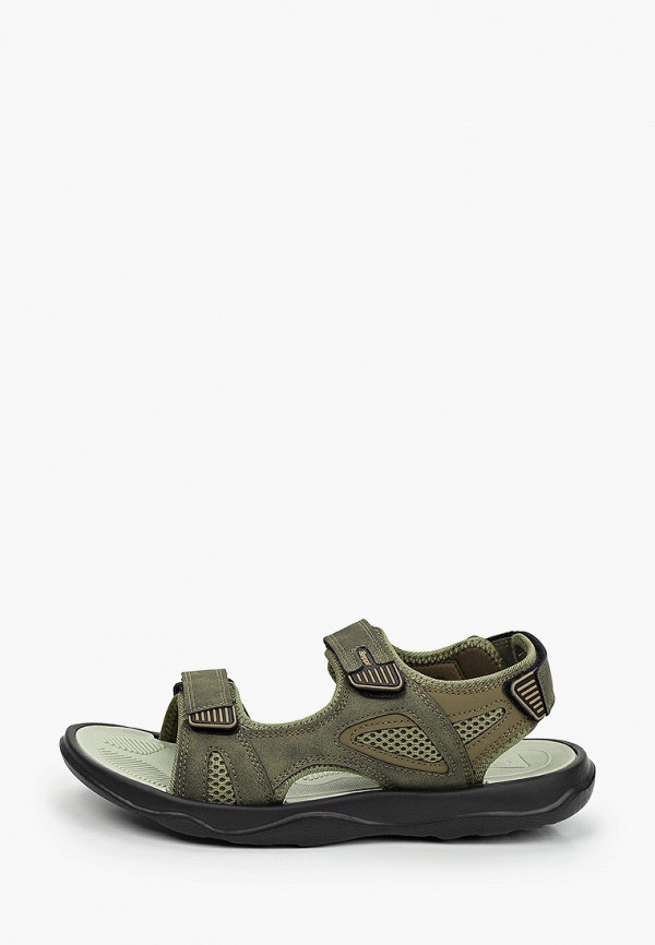 мужские сандалии beppi, хаки