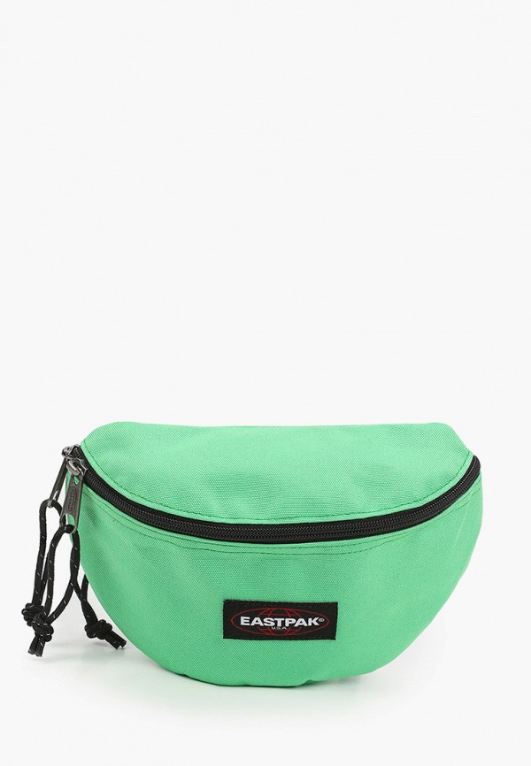 женская поясные сумка eastpak, зеленая
