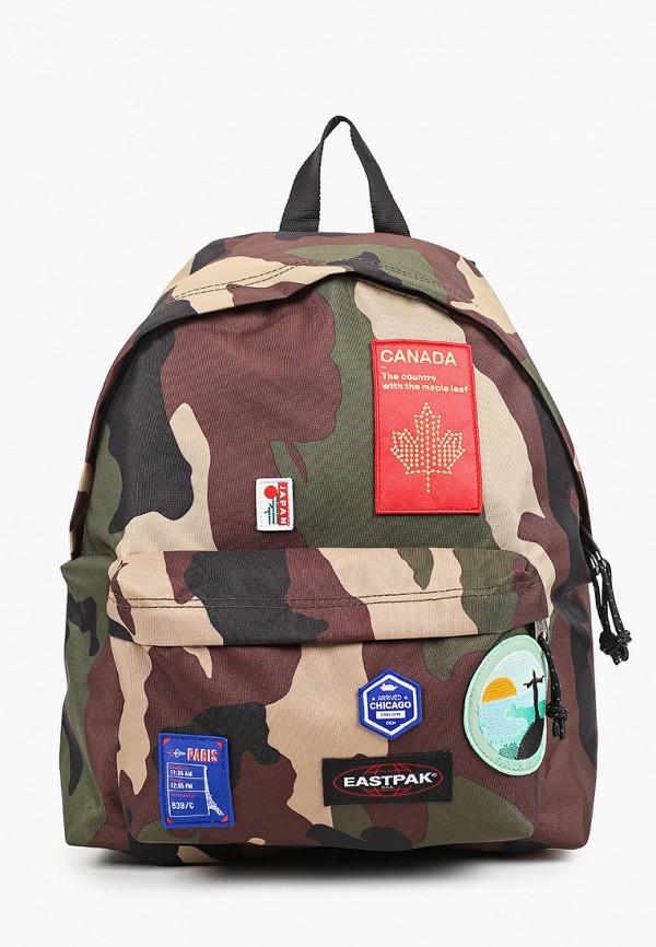 женский рюкзак eastpak, разноцветный