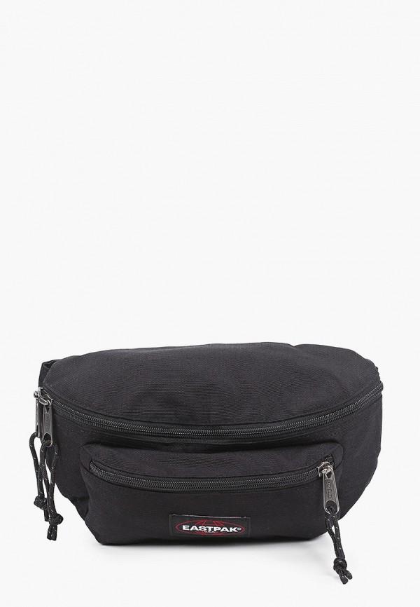 мужская поясные сумка eastpak, черная
