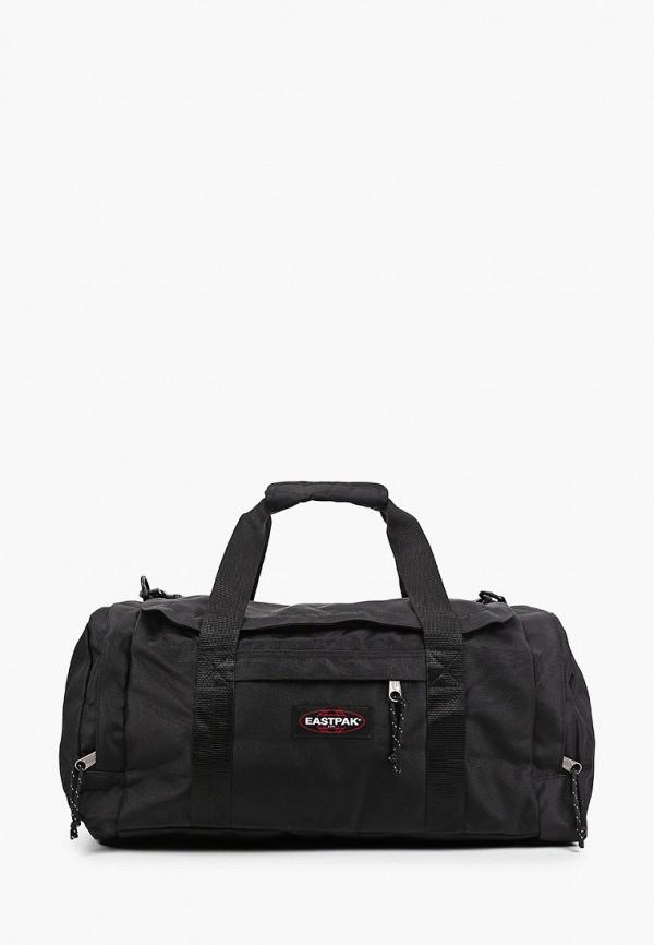 женская дорожные сумка eastpak, черная