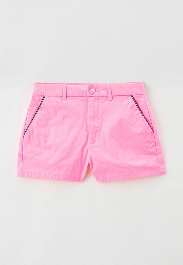 Шорты Tommy Hilfiger розового цвета