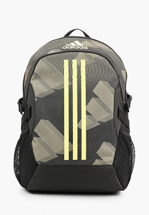 женский рюкзак adidas, хаки