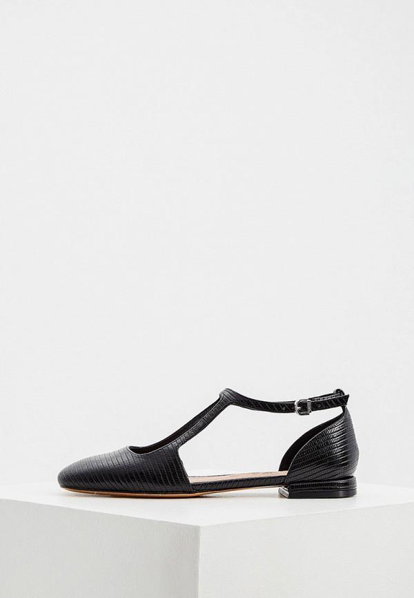 женские туфли max&co, черные