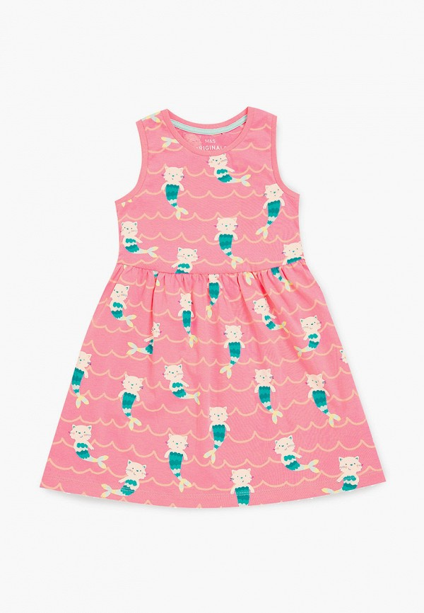 Платье Marks & Spencer розового цвета