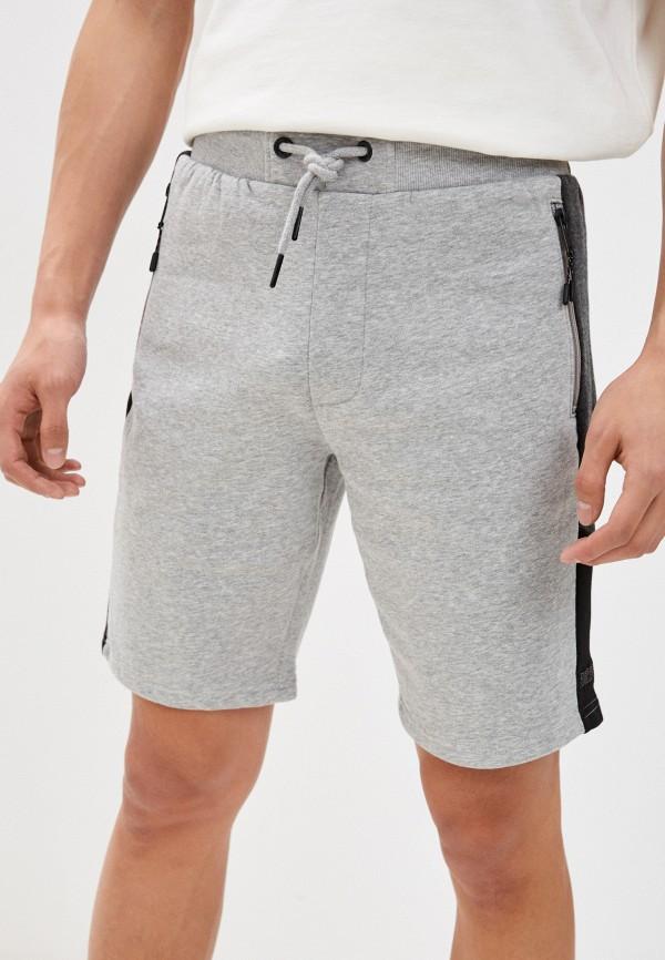 мужские спортивные шорты dissident, серые