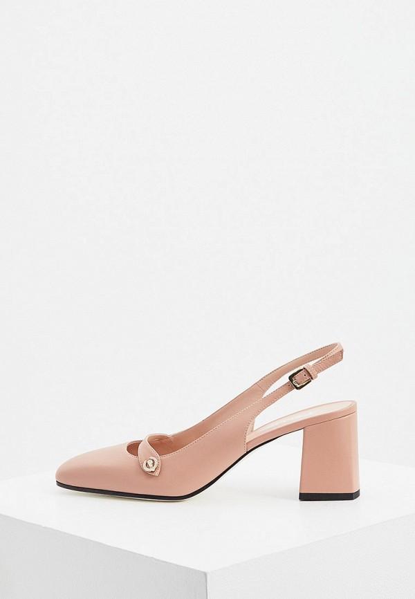 женские туфли pollini, бежевые