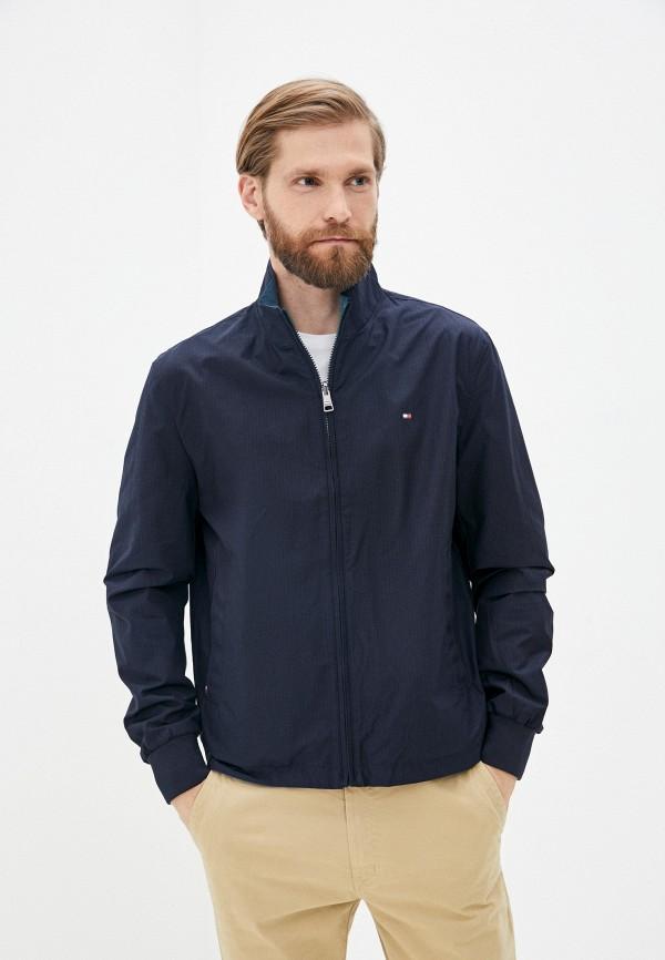 Куртка Tommy Hilfiger разноцветного цвета