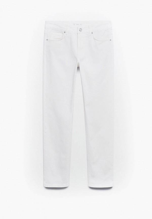 джинсы mango kids для мальчика, белые