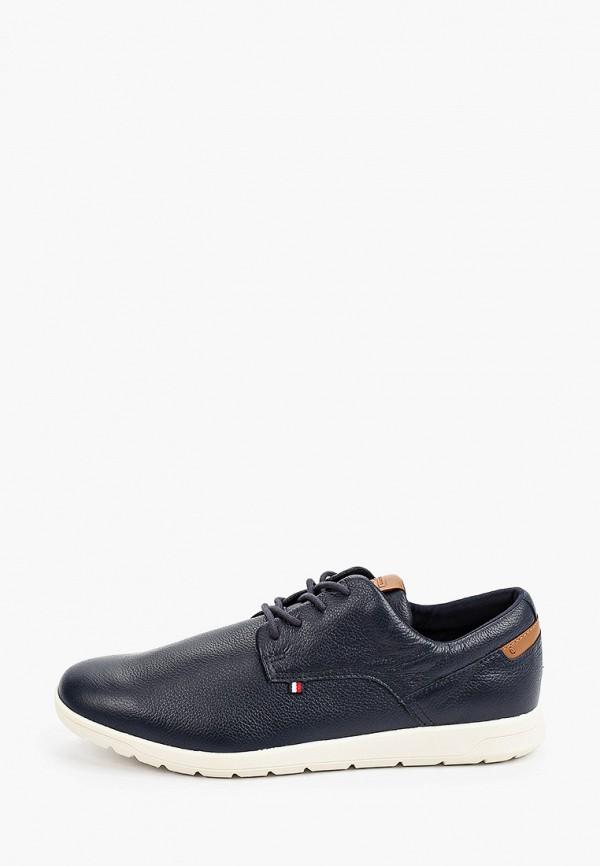 Ботинки Tommy Hilfiger синего цвета