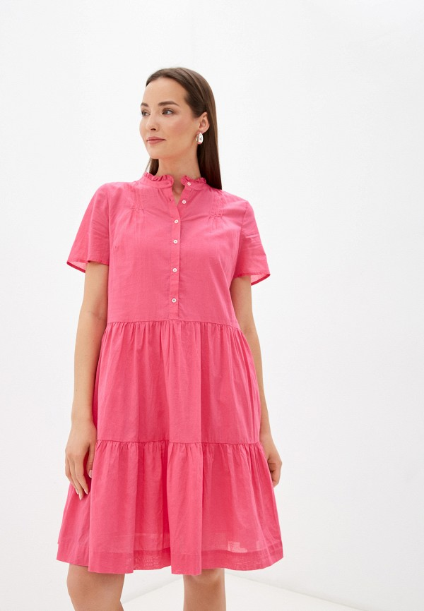 Платье и комбинация Tommy Hilfiger розового цвета