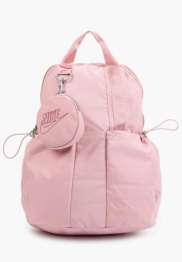 женский кошелёк nike, розовый