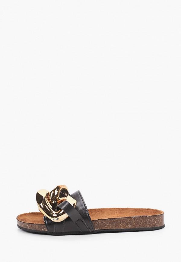 женское сабо diora.rim, черное