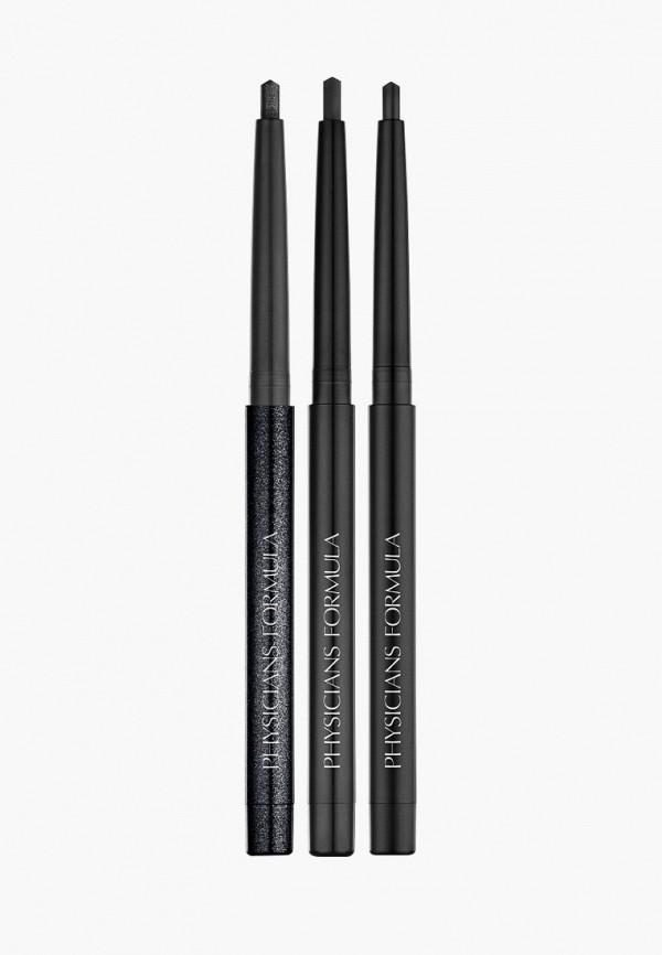 женский карандаш для глаз physicians formula, черный