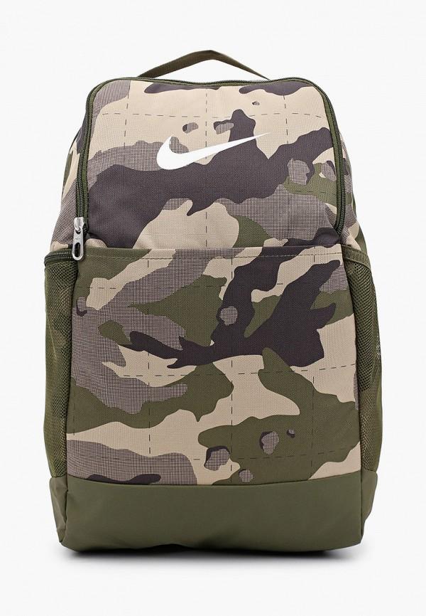 женский рюкзак nike, хаки