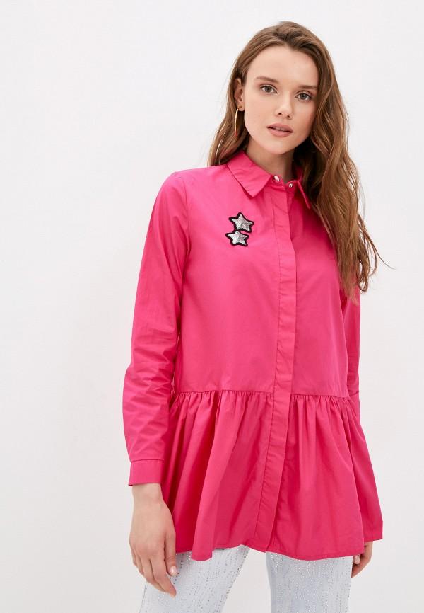 Туника Pink Orange розового цвета