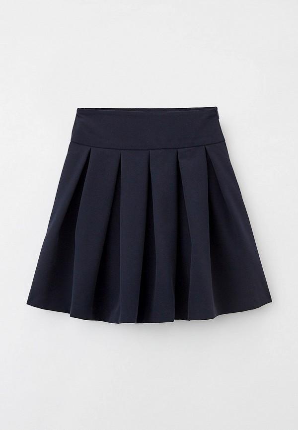 юбка pink kids для девочки, синяя