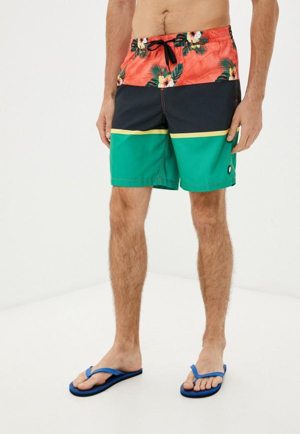 мужские спортивные шорты dc shoes, разноцветные
