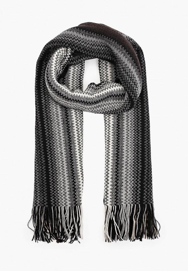 женский шарф missoni, серый