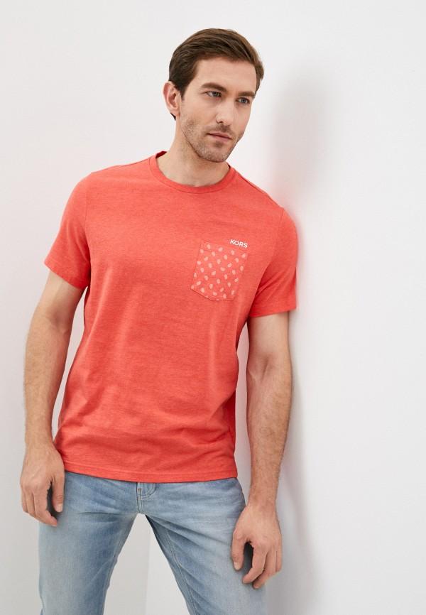 мужская футболка с коротким рукавом michael kors