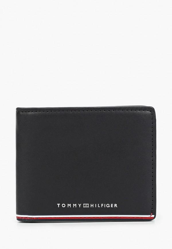 Кошелек Tommy Hilfiger черного цвета