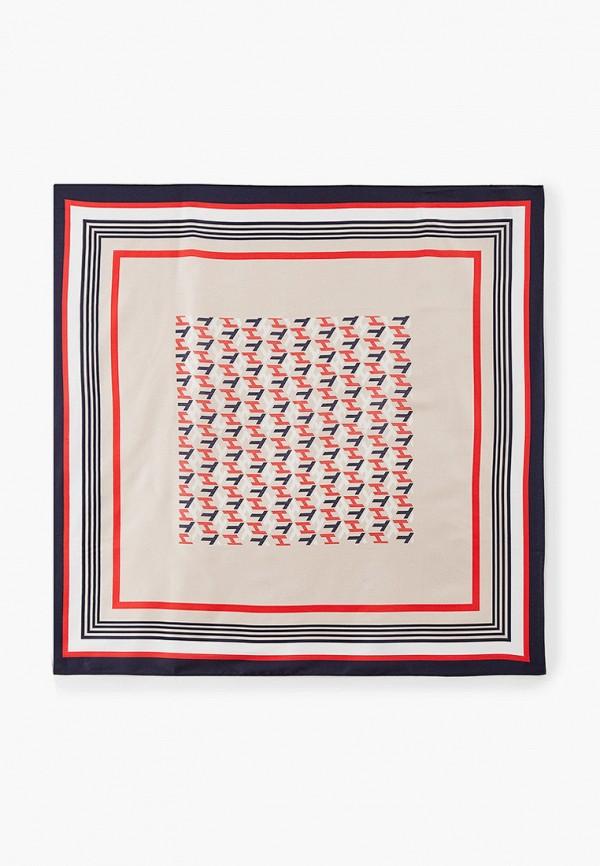 Платок Tommy Hilfiger бежевого цвета