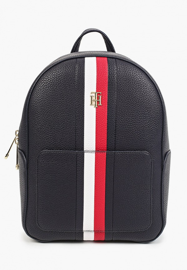 Рюкзак Tommy Hilfiger синего цвета