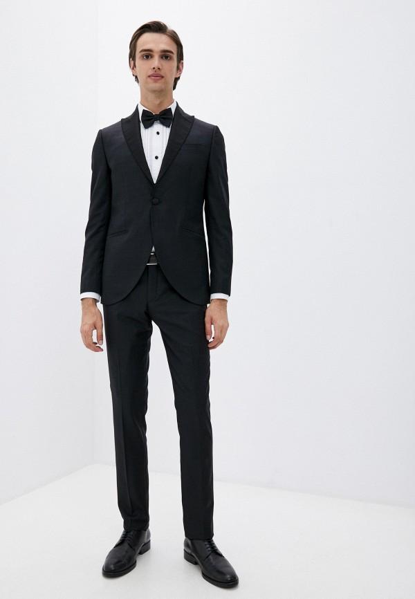 мужской классические костюм alessandro dell'acqua, черный