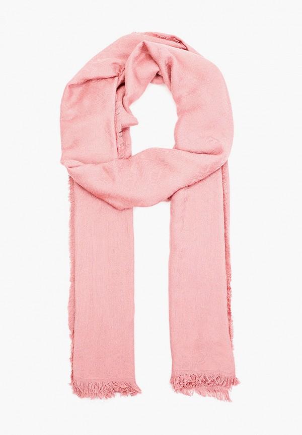 женский палантин liu jo, розовый