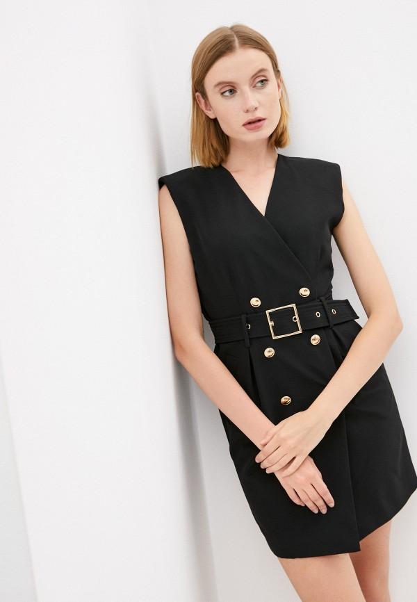 женское платье-пиджаки liu jo, черное