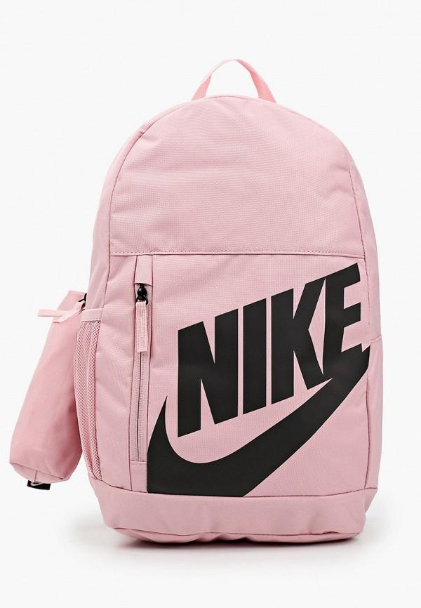 Рюкзак и пенал Nike розового цвета