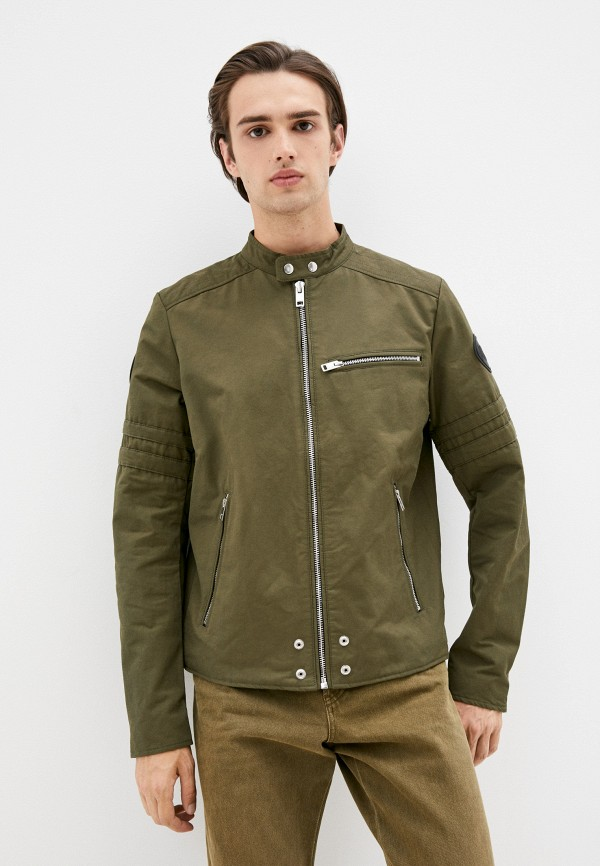 мужская легкие куртка diesel, хаки