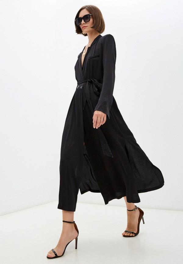 Платье Forte Forte черного цвета