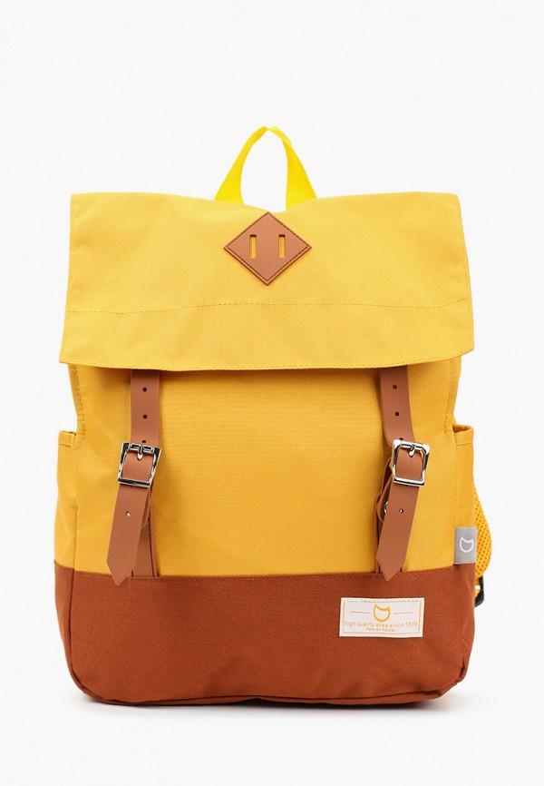 рюкзак котофей малыши, желтый