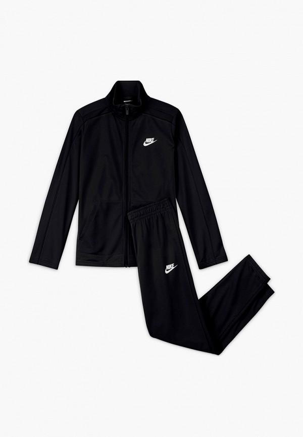 спортивный костюм nike малыши, черный