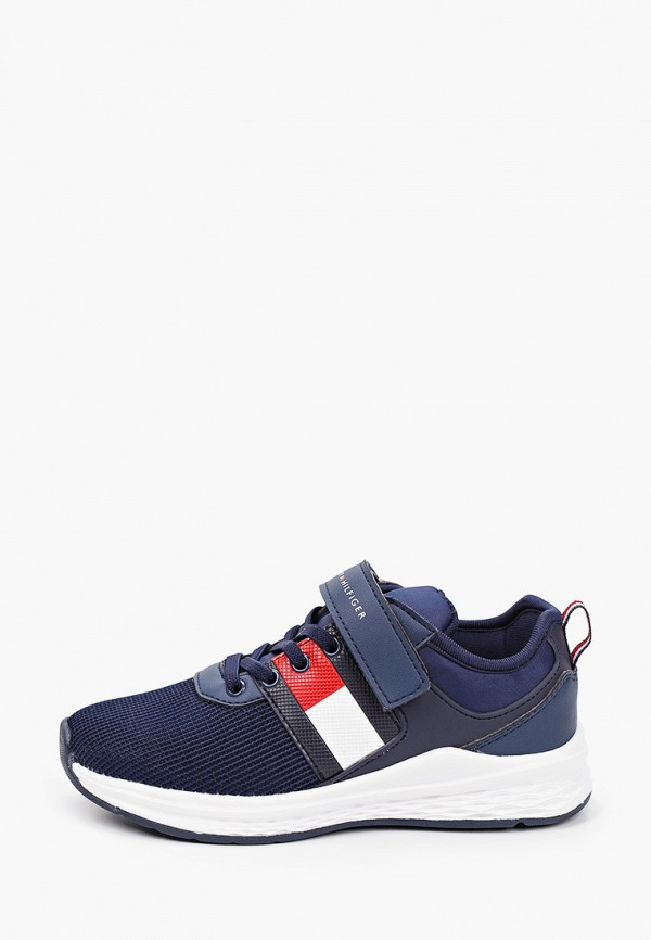 Кроссовки Tommy Hilfiger синего цвета