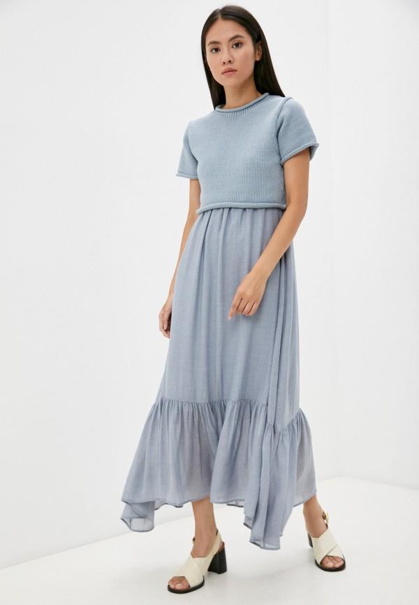 Платье и джемпер AllSaints WD484U фото