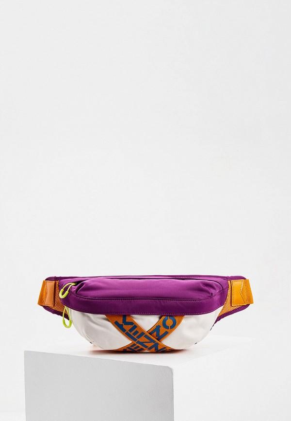 женская поясные сумка kenzo, разноцветная