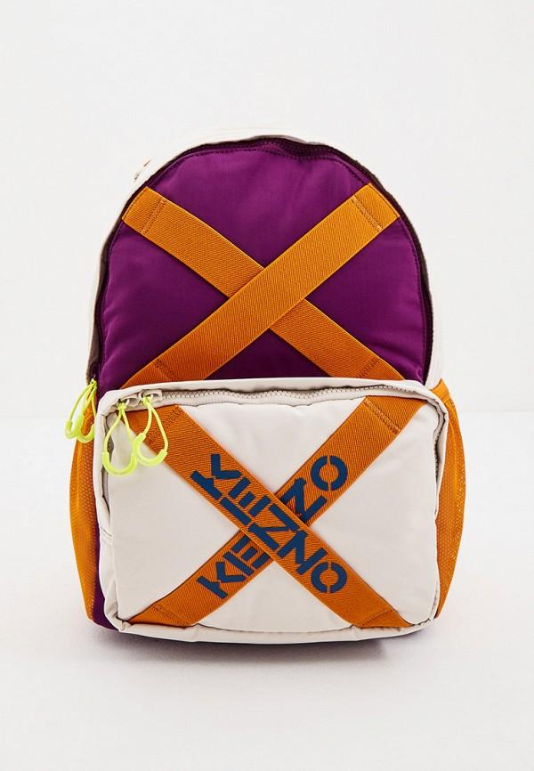 женский рюкзак kenzo, разноцветный