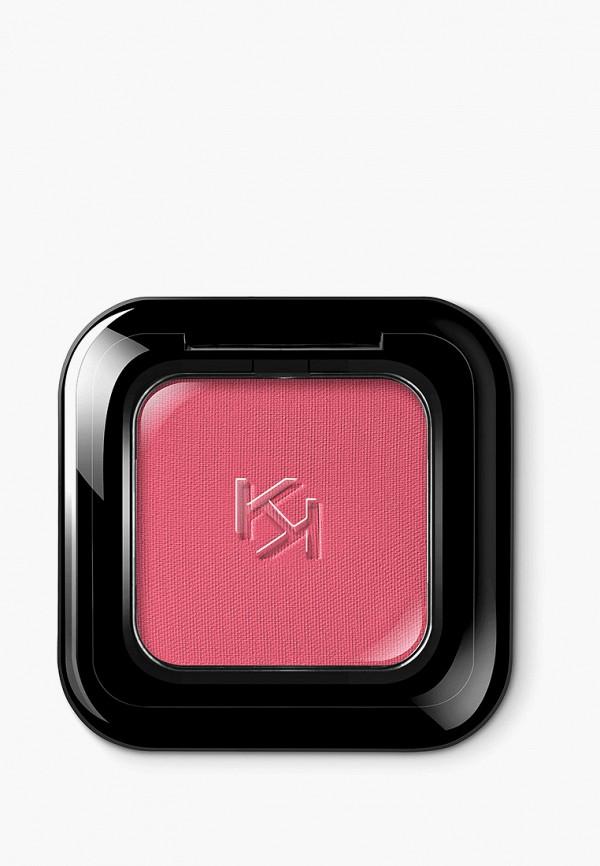 женский тени для век kiko milano, розовый