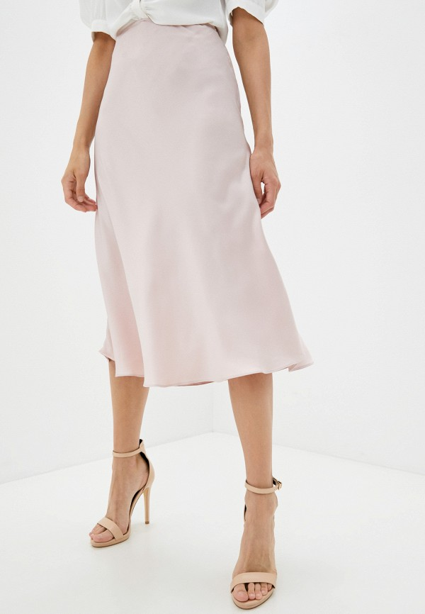 женская юбка francesca peretti, розовая