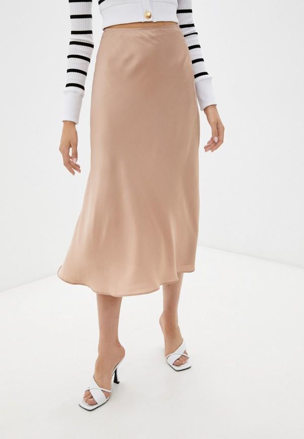 женская юбка francesca peretti, бежевая
