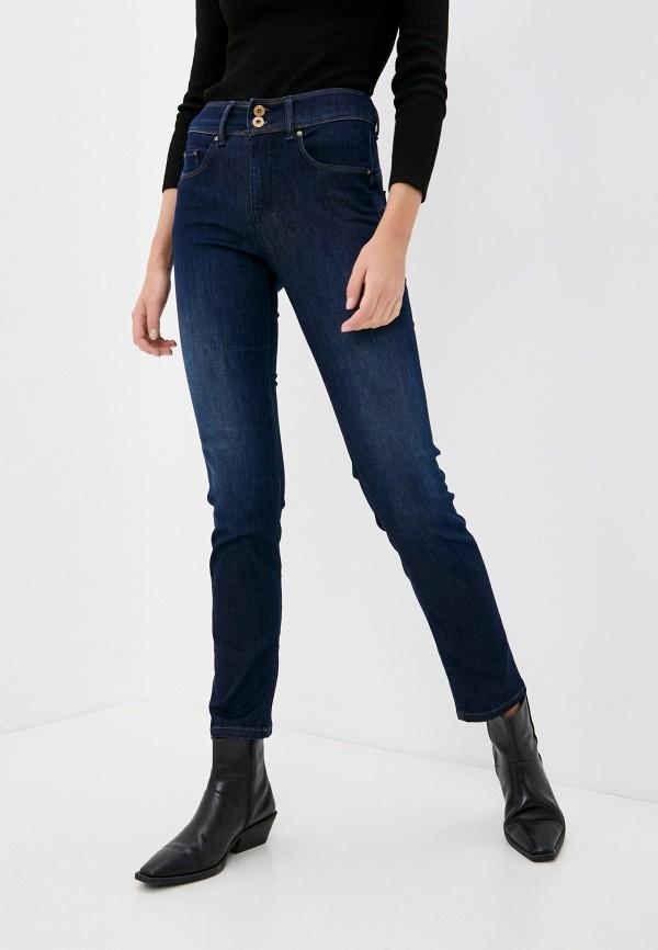 женские джинсы salsa, синие