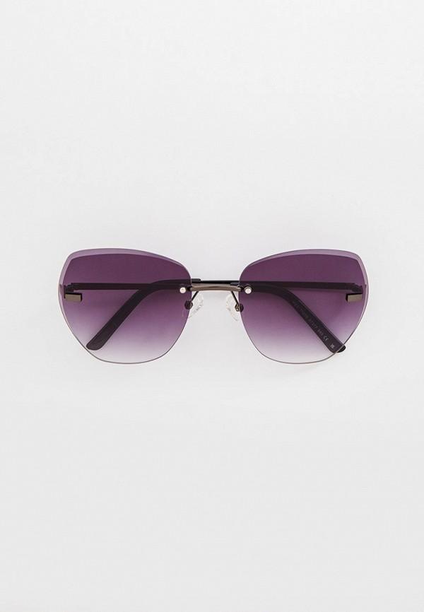 женские солнцезащитные очки marks & spencer, серебряные