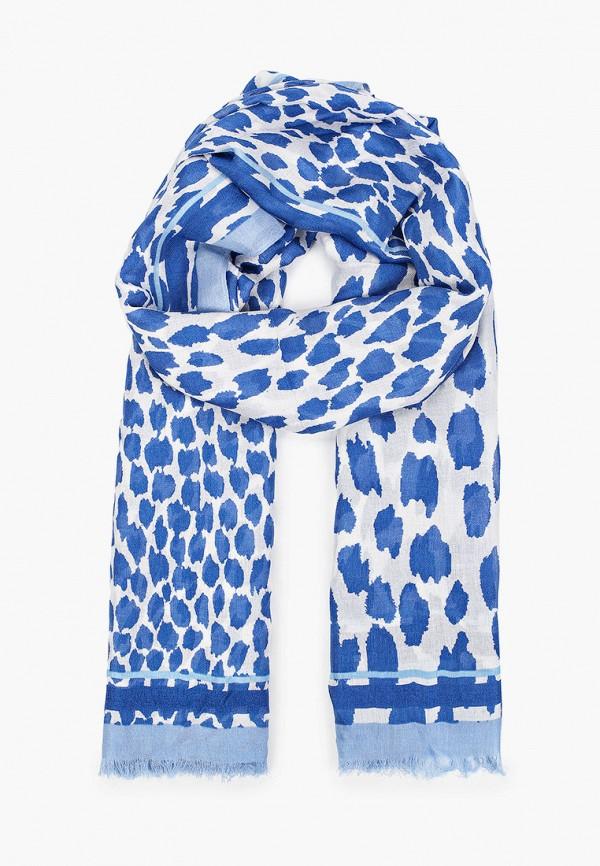 женский палантин marks & spencer, синий