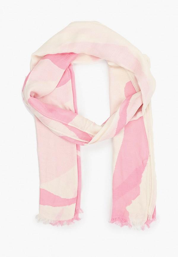 женский палантин marks & spencer, розовый