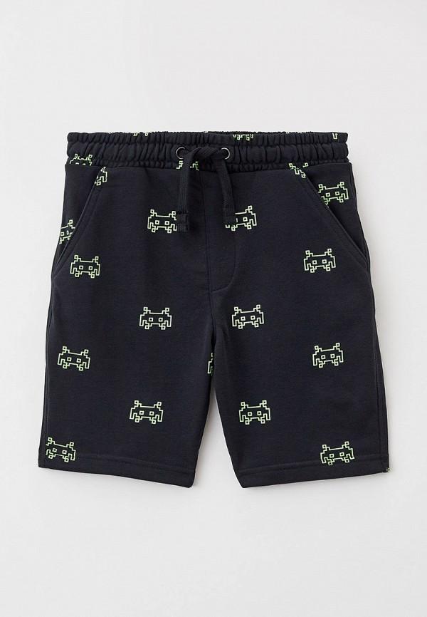 шорты marks & spencer для мальчика, черные