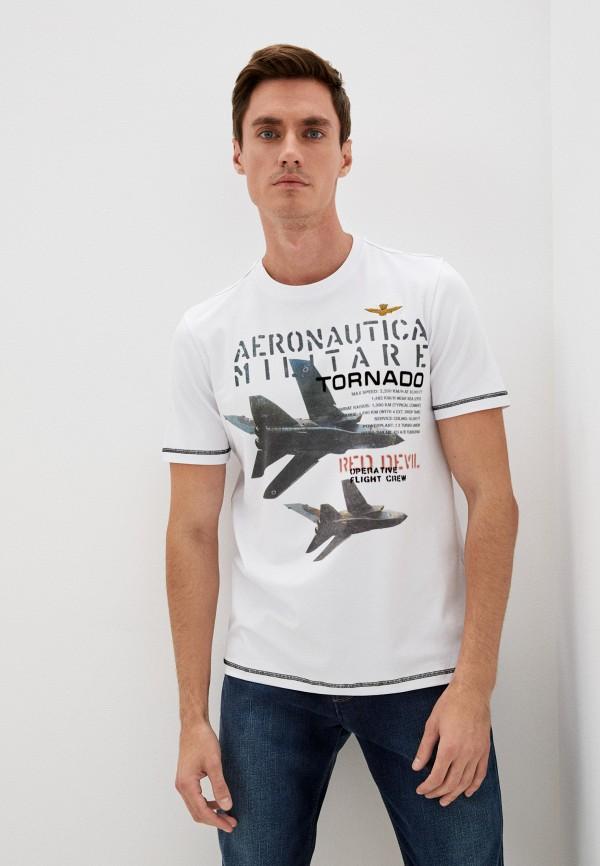 Футболка Aeronautica Militare RTLAAL989101INL